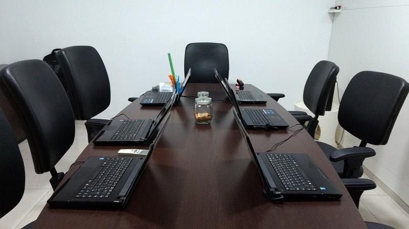 Empresa de locação de notebook