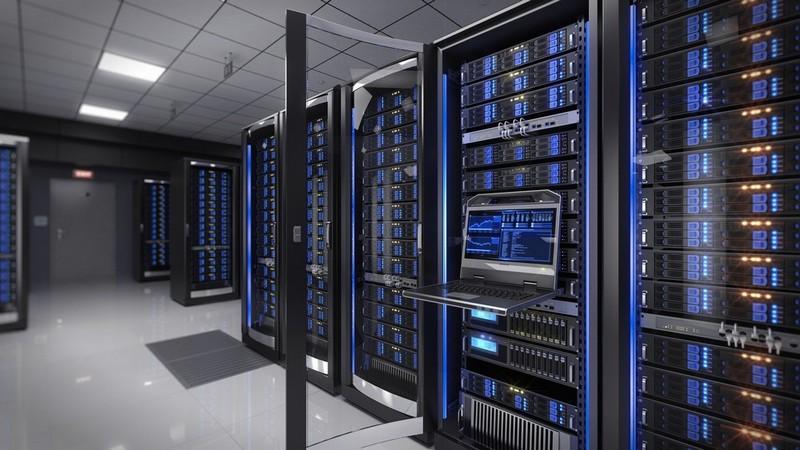 Locação de servidores de rede