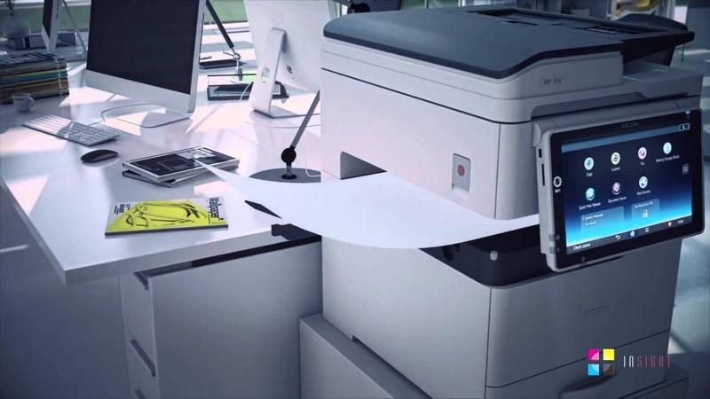 Serviço de outsourcing de impressão