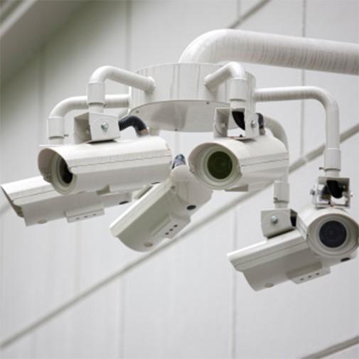 Sistema de segurança cftv digital com monitoramento remoto