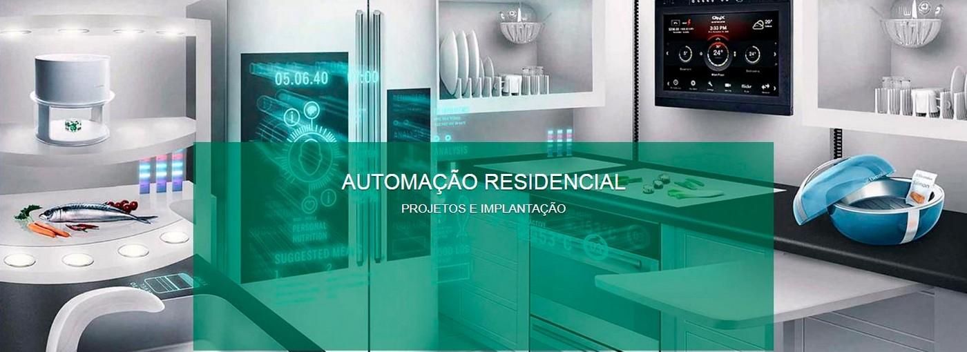Automação Residencial Projetos e Implantação